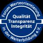 Qualität Transparenz Integrität, Forum Werteorientierung Weiterbildung, Marketingberatung Weddeling