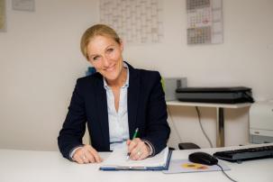 Sabine Ritz, Geschäftsführerin Weddeling Marketingberatung, Kommunikation Unternehmen